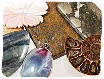 Gemstone Charms & Pendants