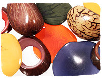 Tagua Nut Charms & Pendants