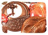 Copper Charms & Pendants