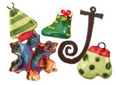 Artist Holiday Beads & Supplies