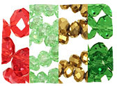 Crystal Holiday Beads