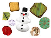 Czech Glass Holiday Beads & Supplies