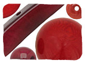 Red Tagua Nuts