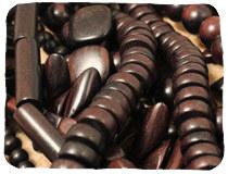Wood & Seed Beads